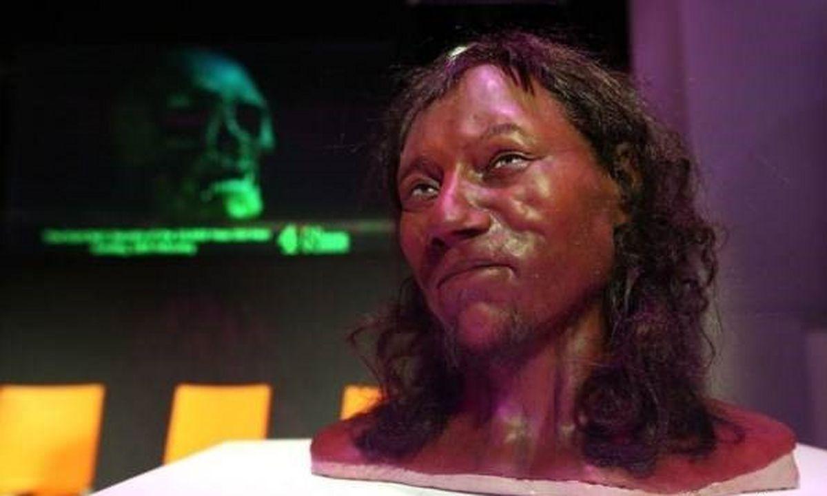 شکل و شمایل مردها 10000 سال پیش چگونه بود؟ + عکس