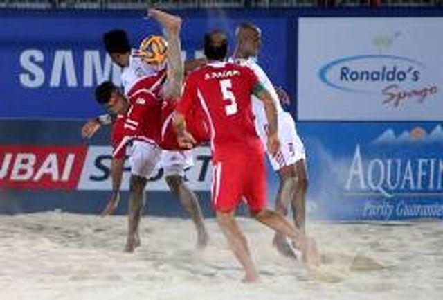 تیم ملی ساحلی ایران فردا به مصاف امارات میرود
