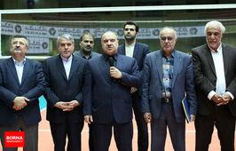 سلطانیفر: مقام معظم رهبری تاکید کردند که باید حواس همه جامعه ورزش به والیبال ایران باشد/ مردم دوست دارند والیبال ایران در همه میادین موفق باشد