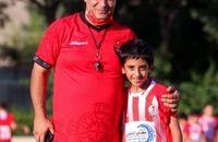 نوجوانان و جوانان فوتبالیست اسلامشهری پتانسیل و استعداد بالایی دارند/ از کار کردن با آنها لذت میبرم/ شهرستان اسلامشهر انسانهای ارزشمند و با اصالتی دارد