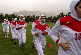 اردوی انتخابی تیم های ملی فوتبال بزرگسالان بانوان