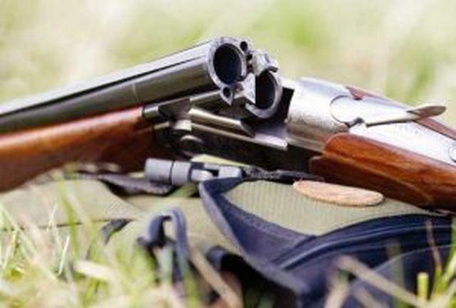 قتل 2 نفر در ایوان با اسلحه شکاری