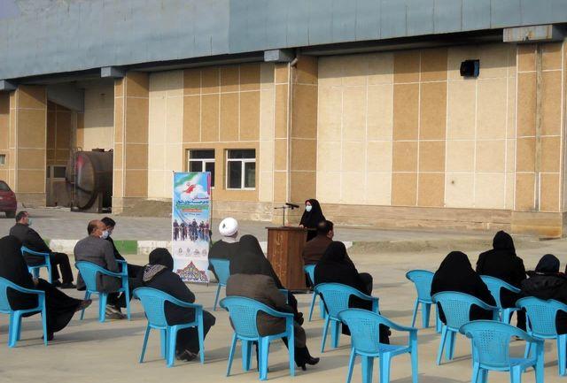 افتتاح دفتر هیات و پیست دوچرخه سواری بانوان در ارومیه