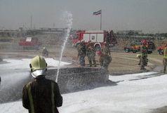 انجام 137 عملیات اطفاء حریق