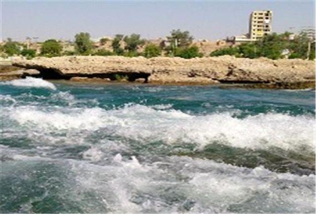 نجات معجزه آسای مرد 57 ساله از مرگ در رودخانه دز