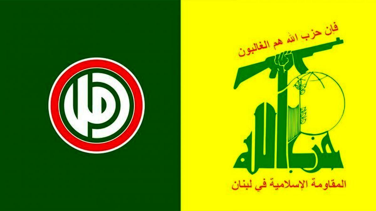 حزب الله و جنبش امل: عناصر وابسته به جعجع مسئول حادثه بیروت هستند