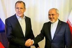 ظریف با لاوروف دیدار کرد
