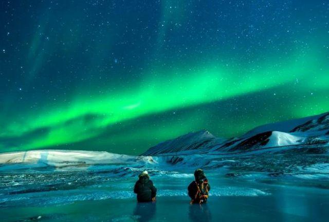 جابجایی قطب شمال مغناطیسی زمین و تاثیر آن بر نور شمالگان