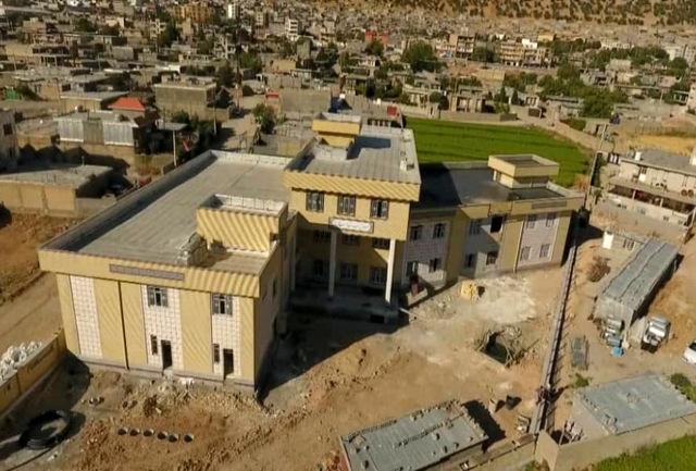 افتتاح و بهره برداری از پروژه حیاط طیبه یاسوج مهرماه ماه ۹۹ در استان کهگیلویه و بویراحمد
