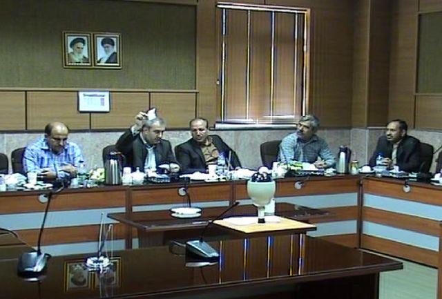 انتخابات هیئت رئیسه شورای اسلامی شهرصفادشت برگزارشد