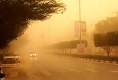 فردا آسمان اصفهان غبار آلود میشود