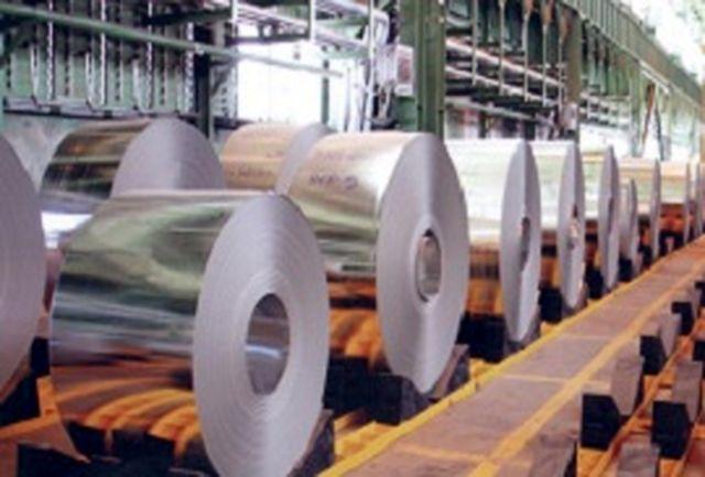 تولید فولاد از ۱۳.۵ میلیون تن گذشت