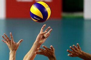 لغو تمامی رقابتهای والیبال در کشور
