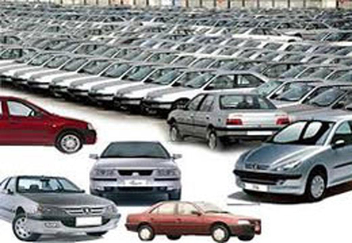 قیمت خودرو امروز 21 تیرماه 1400