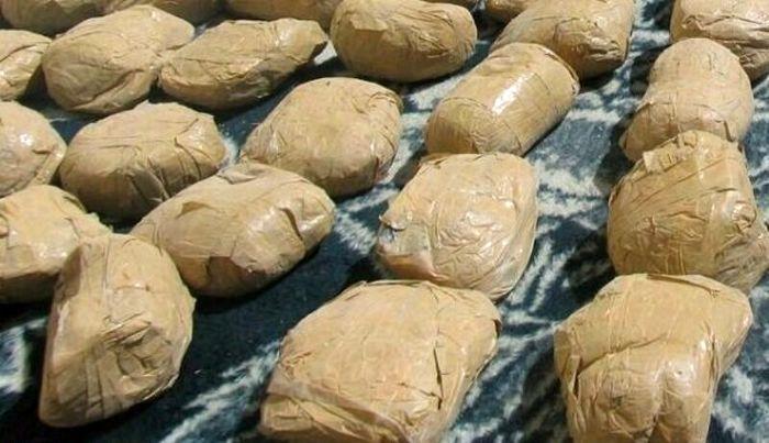 کشف بیش از 20 کیلوگرم مواد مخدر در شهرستان اهر