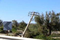 اقدام به خودکشی خانم 30 ساله اهوازی از روی پایه برق