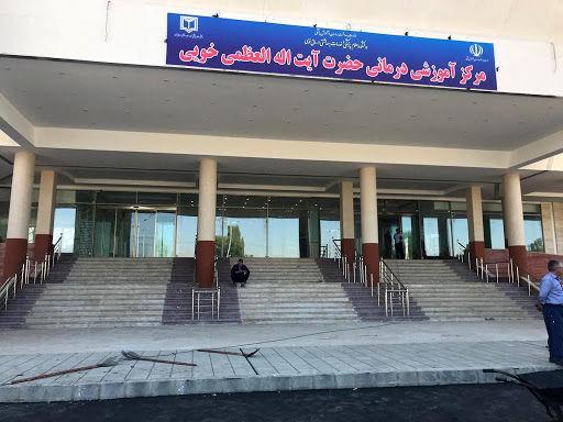 افتتاح ۷ پروژه بهداشتی درمانی در آذربایجانغربی
