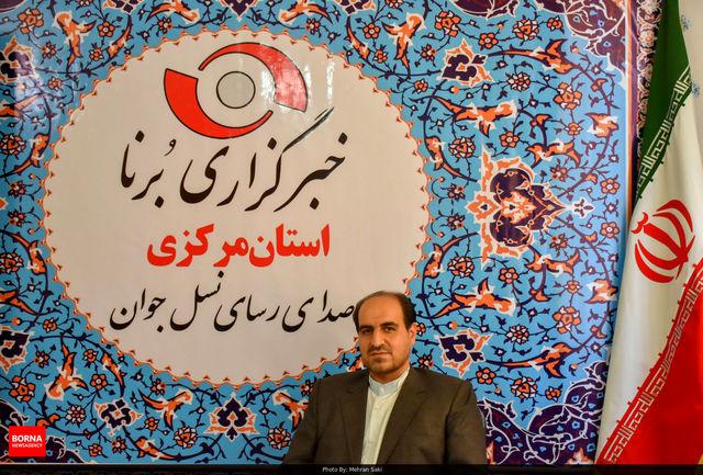 موضوع نور استادیوم امام خمینی (ره)اراک حل و فصل شد