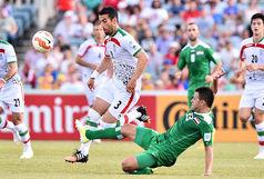 کری خواندن مربی عراقی برای بازی مقابل ایران