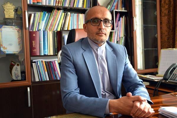 غلامرضا اشرفی به سمت مدیر کل کار، تعاون و رفاه اجتماعی خراسان جنوبی منصوب شد