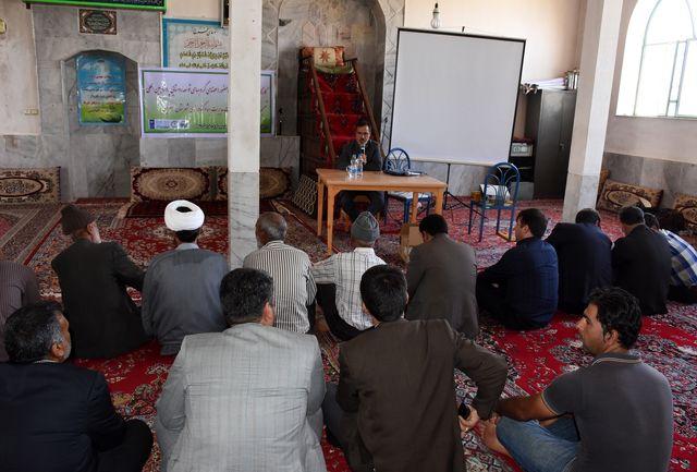 برگزاری دوره آموزشی کشت پسته در شهرستان اسفراین