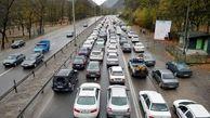 آخرین وضعیت ترافیکی راهها/ ترافیک روان در جاده چالوس، هراز و فیروزکوه