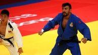 کاپیتان تیم ملی جودوی ایران المپیکی شد