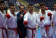 3 کاراته کای شایسته قزوینی عازم رقابت های قهرمانی آسیا در ازبکستان شدند
