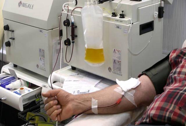 طرح «نذر خون» در استان همدان اجرا می شود
