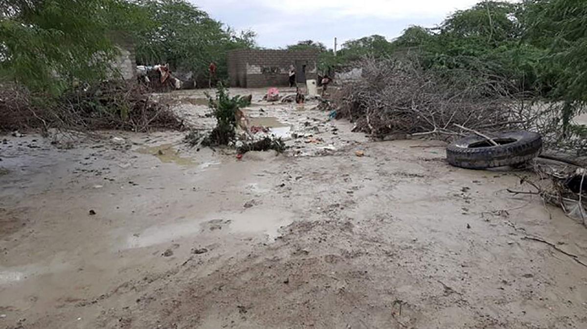 نجات ۲۰ گرفتار سیلاب در سیستان و بلوچستان