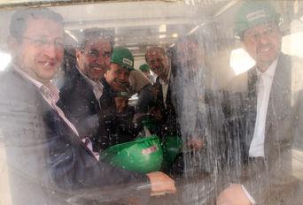 افتتاح و آغاز به کار دو ایستگاه قطار شهری در شیراز