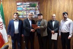 حسن شریف به عنوان رئیس انجمن کشتی کارگران تهران منصوب شد