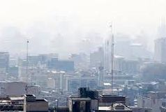کیفیت ناسالم هوای ساوجبلاغ برای گروه های حساس