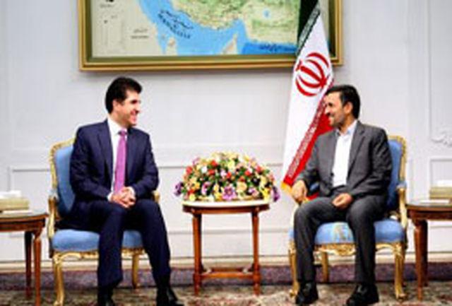 ایران از تثبیت امنیت در عراق حمایت میکند