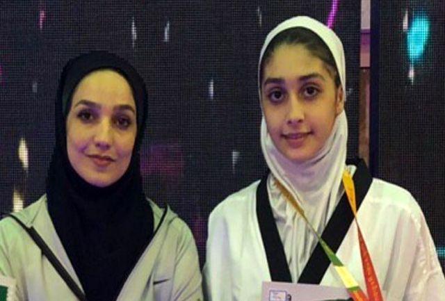 عضویت رزمیکار سمنانی در تیم ملی تکواندوی نوجوانان