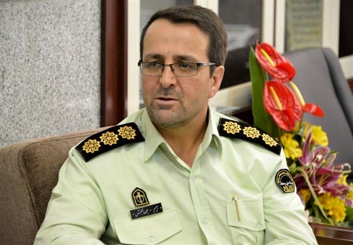۳۱ درصد کاهش نزاع و درگیری در استان زنجان