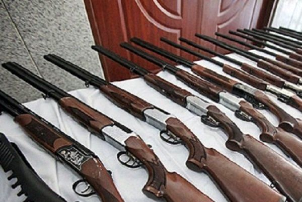 کشف ۵۷ سلاح غیر مجاز در دزفول