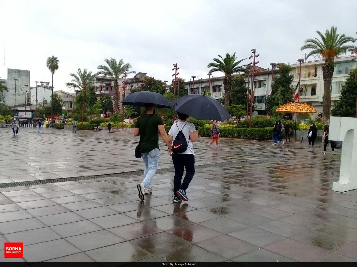 کاهش بارشها در چهارمحال و بختیاری