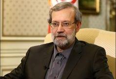 لاریجانی درگذشت امام جمعه سابق بجنورد را تسلیت گفت