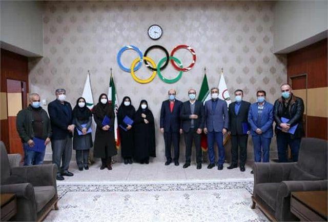 نشست کمیسیون توسعه بینالملل کمیته ملی المپیک برگزار شد