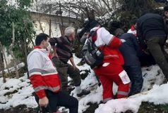 سقوط یک جوان گیلانی از ارتفاعات 30 متری