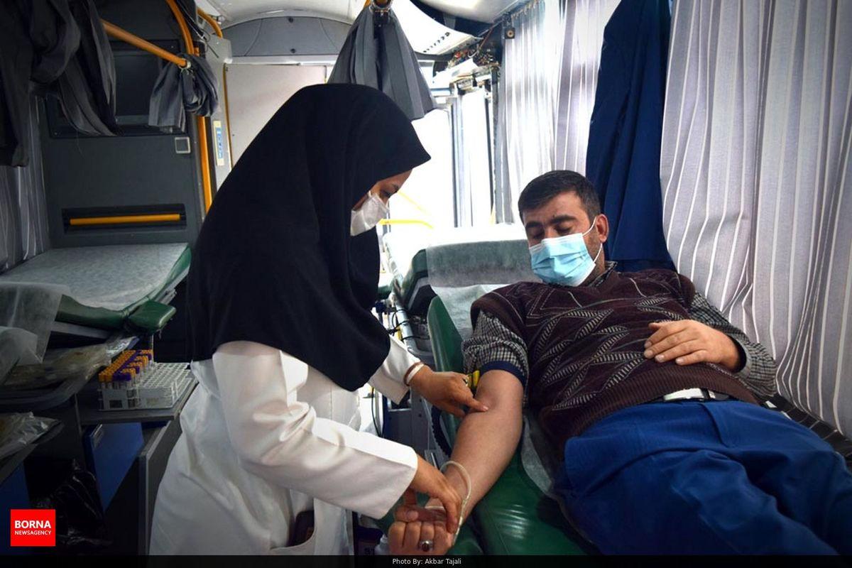 خون مورد نیاز سیستان وبلوچستان با کمک اهداکنندگان ۹ استان تامین شد
