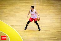 خداحافظی داوودی با تیم ملی بسکتبال/ صالحی امیری در سالن آزادی حضور پیدا کرد