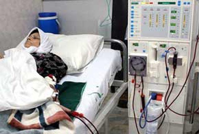 بیماران دیالیزی استان همدان علیه کرونا واکسینه شدند