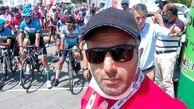 حضور در اسپانیا یک فرصت طلایی برای دوچرخهسواری بود/ از فدراسیون به خاطر همه حمایتهایش قدردانی میکنم