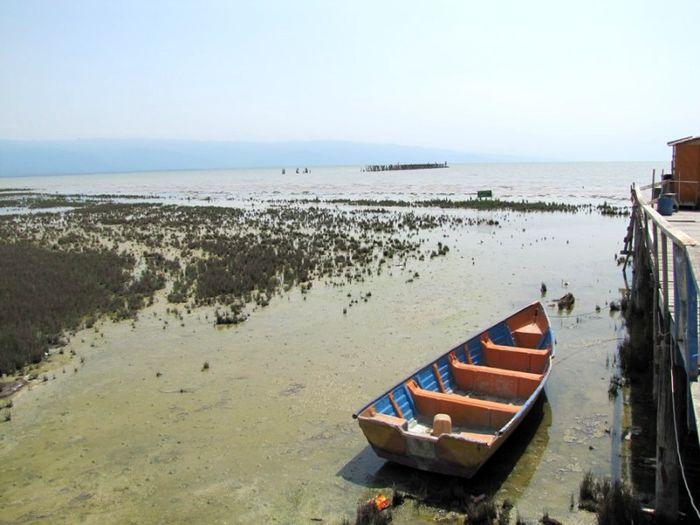 خلیج گرگان در آستانه ی خشک شدن