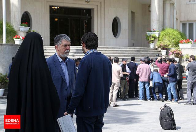 واکنش وزیر ارشاد به نظر دو مرجع تقلید در خصوص سریال شمس تبریزی