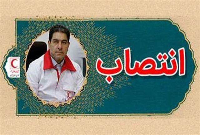 سرپرست جمعیت هلالاحمر زنجان منصوب شد