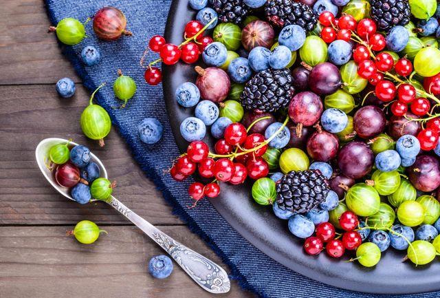 پیشگیری از سرطان با مواد غذایی سرشار از آنتی اکسیدان