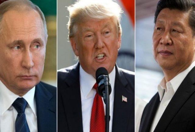 افراط آمریکا در تحریم؛ آشی که شی و پوتین برای ترامپ پخته اند